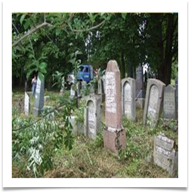 The New Jewish Cemetery