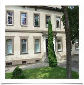 The original building of the Jewish Old Age Home